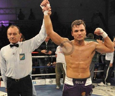 Box - Categoría Mediano - Abel Adriel peleará este viernes en Gral Rodríguez - Televisa TyC Sports.