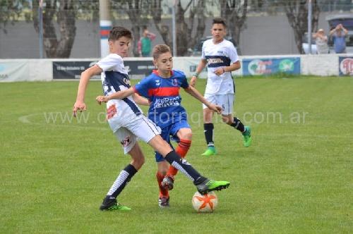 LRF - Inferiores - Automoto vs Deportivo Argentino pudieron cumplir su compromiso.