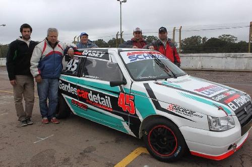 Turismo Regional Clase 2 - Esteban Gardes 5to y 6to en la primer y segunda final respectivamente.