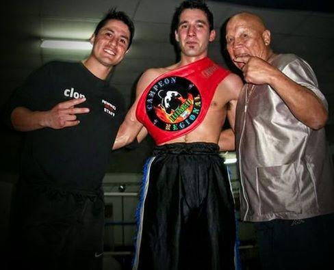 Box Amateur - Presentación con empate de Matías Cabrera en Tornquist.