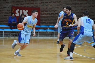 Basquet Bahiense - Bahiense del Norte derrotó a El Nacional y sigue en la punta.