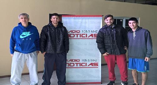 San Martín de Viedma con Fiorido en su conducción salió campeón provincial U19.