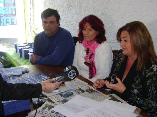 Malena Rivas: con olor a proscripción hacen desaparecer los límites.. mediocres..rastreros- lista 34 del FpV PJ