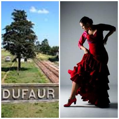 Festival de Danzas en Dufaur y baile familiar