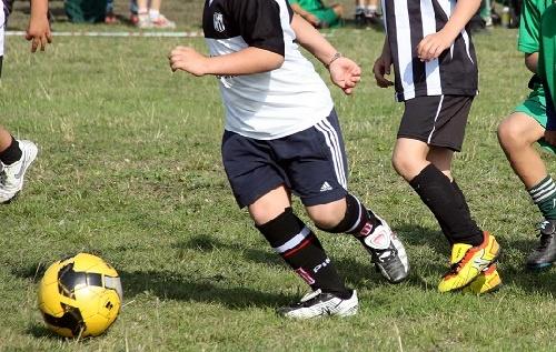 Futbol Infantil - Unión Pigüe empató en tiempo reglamentario con Blanco y Negro cayendo por penales.