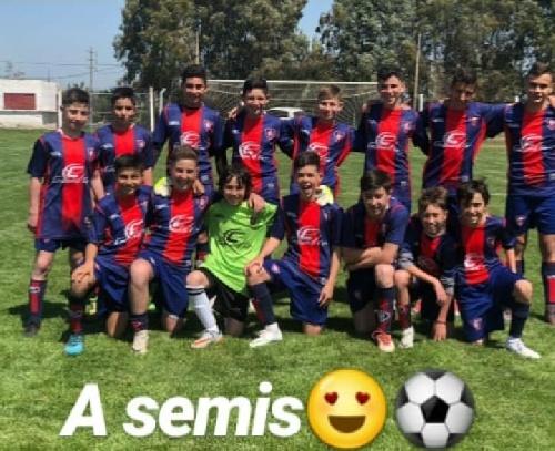 LRF - Inferiores - Peñarol en 7ma, mas Sarmiento en 5ta y 7ma clasificaron a semifinales.