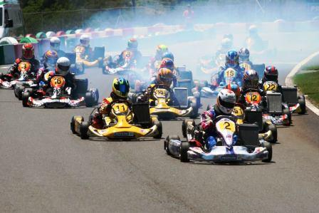 Pro Kart Salliqueló - La categoría que tiene calendario en Saavedra corre el 1° de Mayo.