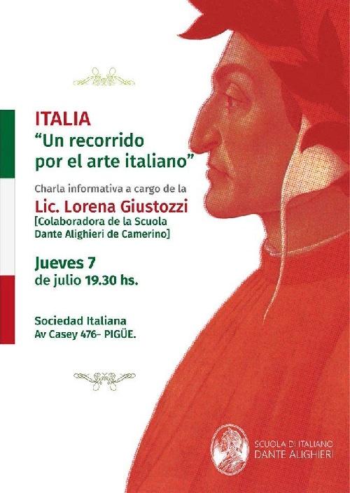 Asociación Dante Alighieri de Pigüé