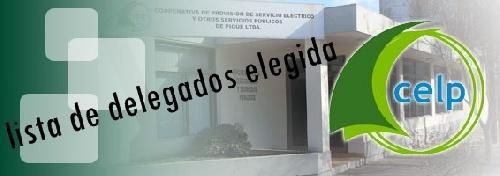 CELP dió a conocer los delegados elegidos por los socios en la votación