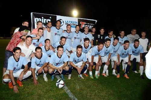 LRF - Fiesta del Fútbol en Coronel Suárez el pasado sabado.