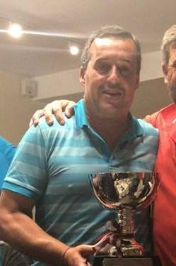Golf - Sahuet y Ruggeri los ganadores en el Golf local.