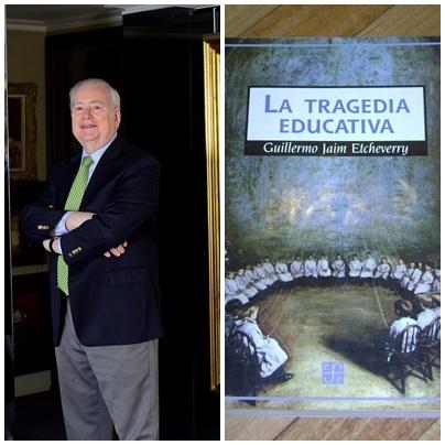 """Guillermo Jaim Etcheverry: """"Es un escándalo que tras 12 años en el aula los chicos no entiendan lo que leen"""""""