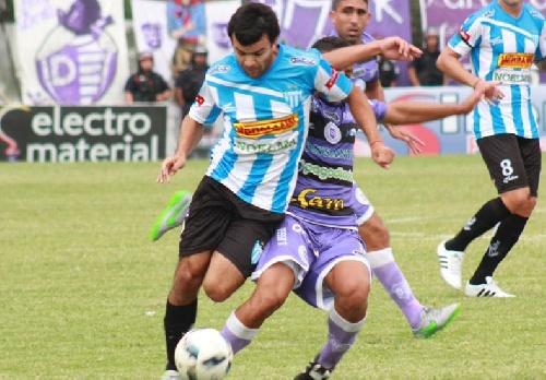 Nacional B - Victoria de Juventud Unida de Gualeguaychú - Martín Prost no estuvo entre los convocados.
