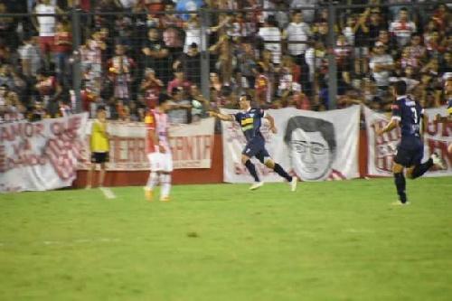 Nacional B - Juventud Unida con un gol de Martín Prost derrotó a San Martín de Tucumán.