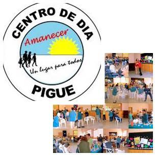 Feria del Centro de Dia Amanecer de Pigüé