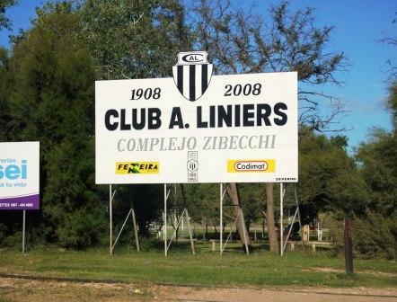 Liniers de Bahía Blanca prueba jugadores categorías 2000 a 2003.
