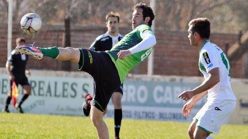 Liga del Sur - Empate de Villa Mitre con Marcos Litre en cancha.