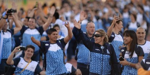 Nutrida delegación argentina en los Juegos Paralímpicos Río 2016
