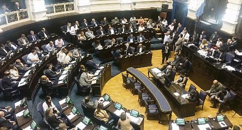 Como votaron la Ley de Presupuesto bonaerense los 17 legisladores de la Sexta Sección