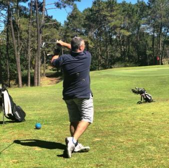 Golf - Iannitto y Ruben Ruggeri ganadores del Peña Hierro 5.