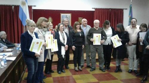 El Consejo Deliberante declararó de Interés Municipal el Encuentro de Inmigrantes en Pigüé