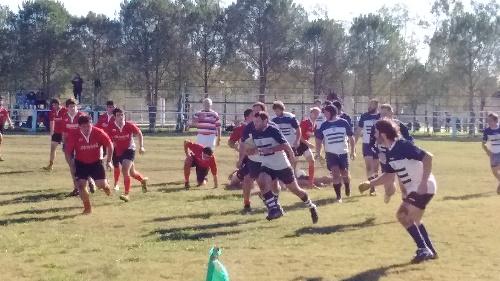 Rugby: triunfo de Club Sarmiento