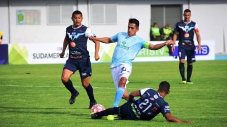 Futbol Boliviano - Sport Boys con Martín Prost derrotó a Aurora por dos a cero.