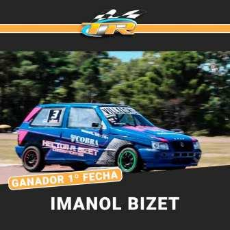 Turismo Regional - Imanol Bizet se quedó con la primer fecha.