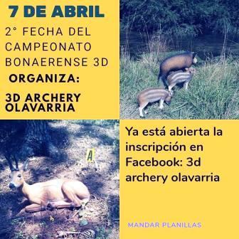 Arquería - Tiradores locales se aprestan a participar el 7 de abril en Olavarría.