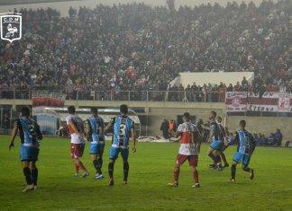 Nacional B - Almagro derrotó a Deportivo Morón - Marcos Litre en el banco
