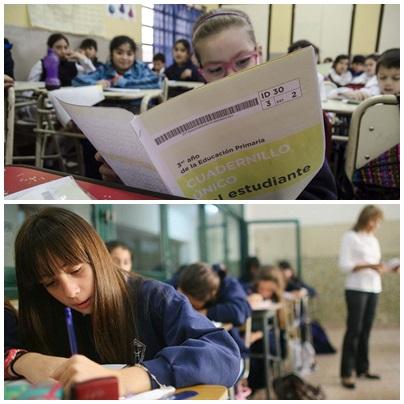 Evaluación escolar Aprender 2016, en marcha con fuerte rechazo gremial