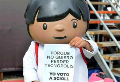 CAMPAÑA SUCIA K  suman hasta Zamba de Paka-Paka  a la campaña del miedo contra Macri