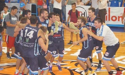 Basquet Federal - Rácing de Chivilcoy suma una nueva victoria - 8 tantos para De Pietro.
