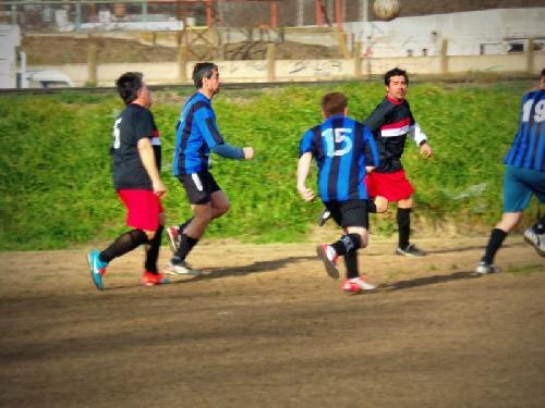 Suspensión de la fecha de Locos por el fútbol.