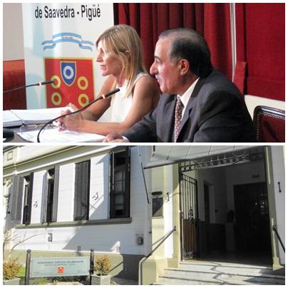 Informe semanal de las actividades del Concejo Deliberante del Distrito de Saavedra Pigüé