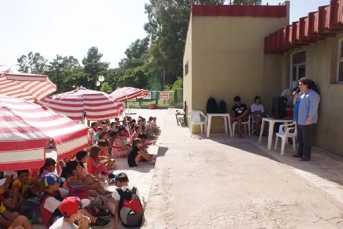 Carhué conmemoró el Día de la Educación Ambiental