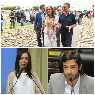 Sospechas sobre una comisaría de la bonaerense por aprietes a la Gobernadora Vidal y Salvai