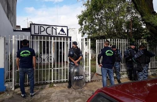 Dirigentes sindicales y medicos integraban una banda que vendia certificados truchos a docentes bonaerenses