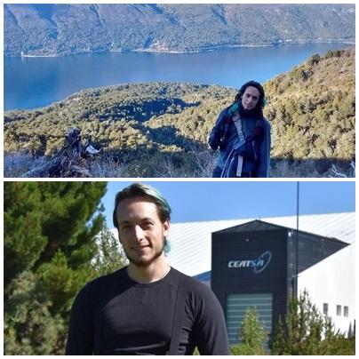 Tornquist: Gino Natali  estudia una nueva forma de crear energía