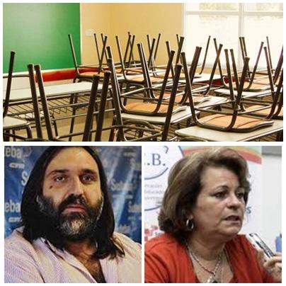 Otra huelga docente bonaerense: rechazaron la última propuesta paritaria y reclaman mayores aumentos y devolución de los descuentos