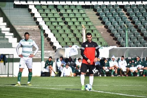 Nacional B - Agropecuario con Martín Prost empató en amistoso ante Sarmiento de Junín.