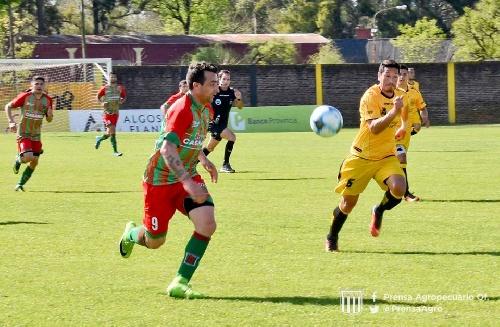 Nacional B - Con un gol de Martín Prost, Agropecuario derrotó como local a Mitre de Santiago del Estero por dos a cero.