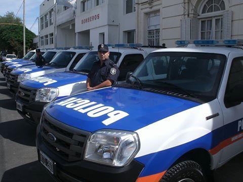 Parte de prensa policial de la Jefatura Distrital Saavedra Pigüé