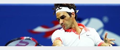 Tenis ATP - FEDERER SUPERA A GASQUET Y REGRESA A LAS SEMIFINALES EN EL US OPEN