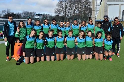 Hockey Femenino - Mañana debuta la Selección del Sud Oeste Sub 14 en el Regional Bonaerense.