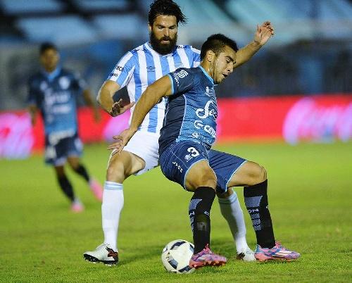 Afa - 1ra División - Con dos goles de Zampedri, Atlético Tucumán empató en Temperley - Leo González en el banco.