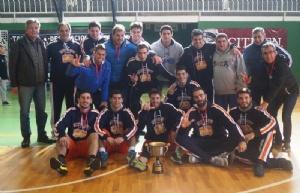 Torneo Provincial de Basquet - Tercer lugar para Chivilcoy - 39 puntos de Di Pietro ante La Plata.