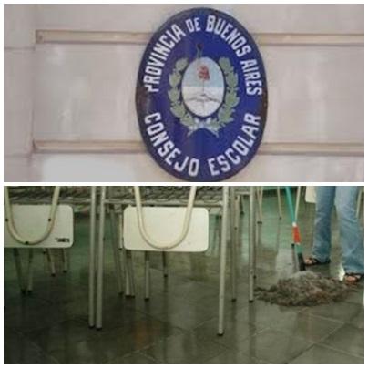 El Consejo Escolar del Distrito de Saavedra Pigüé convoca a inscripcion para porteros y peones de cocina