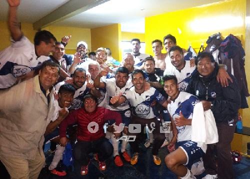 Federal A - Juventud Antoniana venció por penales a Madryn y avanza en la Revalida - Marcos Litre titular.
