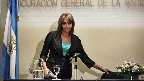 Allanamientos por el escándalo de corrupción que involucra a la procuradora Gils Carbó